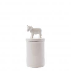 CERAMIC CONTAINER : COW