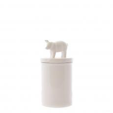 CERAMIC CONTAINER : PIG