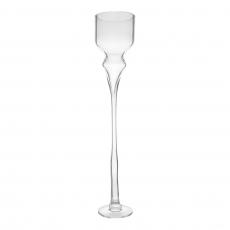 TALL WINE GLASS VASE (L)