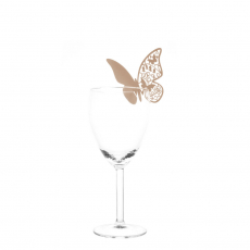 PLACE CARD E : BUTTERFLY
